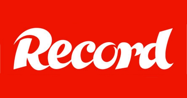 capas jornal record